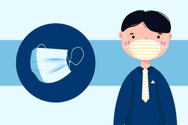 Как улучшить медецинскую маску