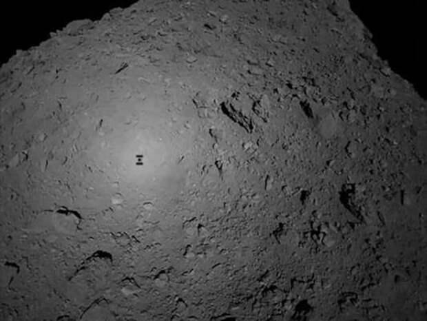 Что произошло на астероиде Рюгу после взрыва, выяснили ученые