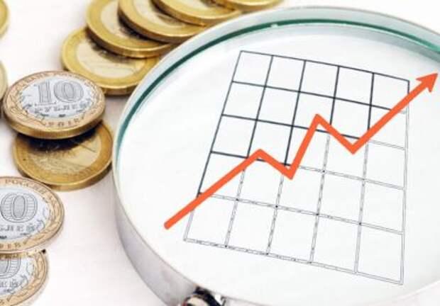 Минэкономразвития ожидает инфляцию в ноябре на уровне 0,4%