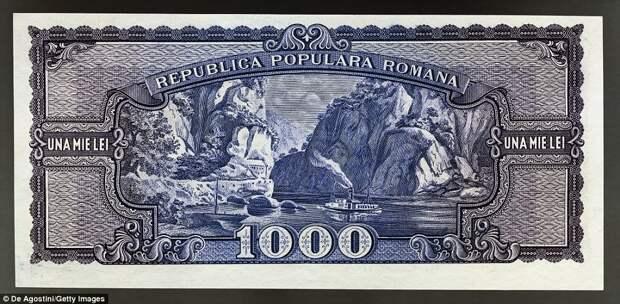 1000 румынских леев