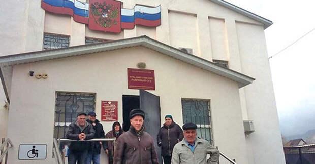 Подсудимый по делу о смерти Борлакова приговорен к семи годам колонии