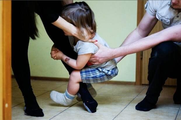 Как правильно распилить общего ребёнка?