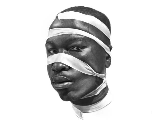 Нигерийский художник. Arinze Stanley