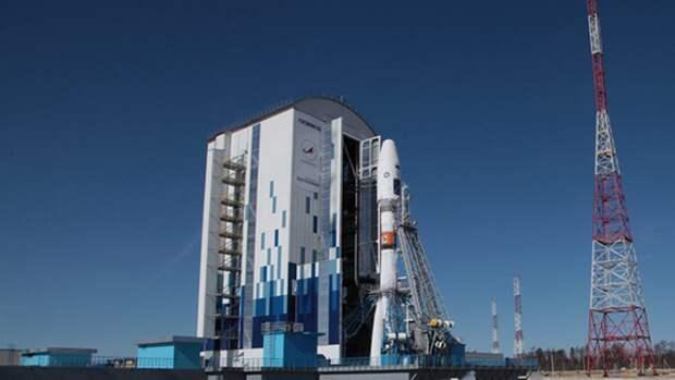 На космодром Восточный доставили 36 спутников OneWeb для отправки на орбиту