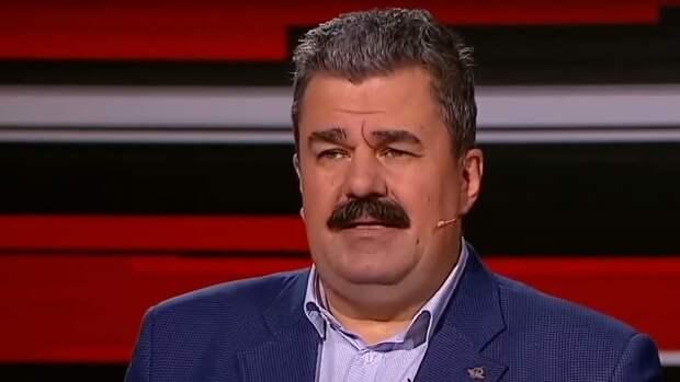 Леонков указал на двойной просчет британцев в Черном море