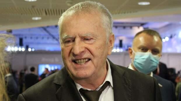 Жириновский вспомнил, как заммэра Сочи выставил ему шестизначный счет за обед