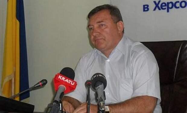 Глава Херсонской милиции уволен за невыполнение задач - МВД