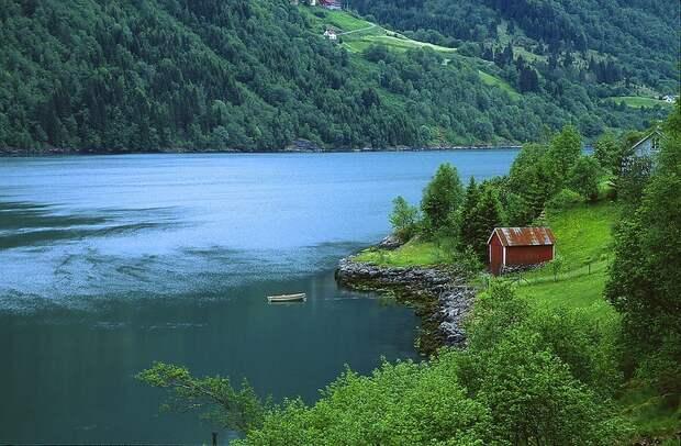 fjords08 Самые красивые фьорды Норвегии