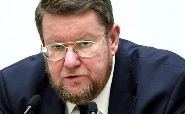 Насчёт того, что Россия должна... Евгений Сатановский