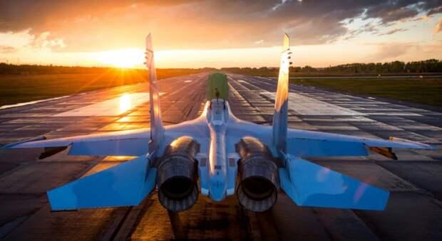 Американские ВВС бросило в холодный пот из-за маневра ВКС РФ «воздушный скальпель»
