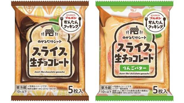 Бутерброд вам в рот! Японцы придумали практичный майонез в ломтиках