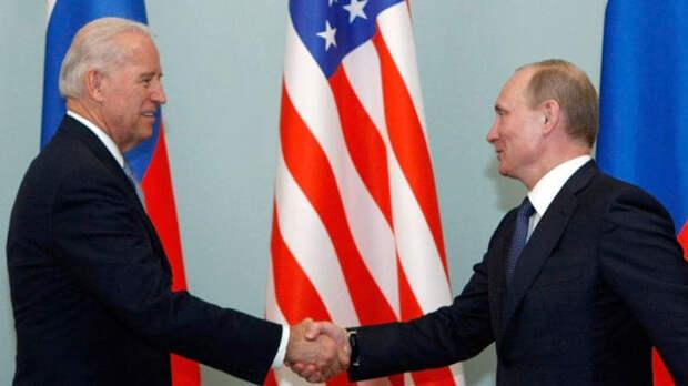 В США перечислили возможные места встречи Путина и Байдена