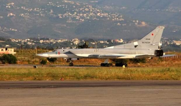 Иностранные эксперты отреагировали на прибытие в Сирию трех российских бомбардировщиков