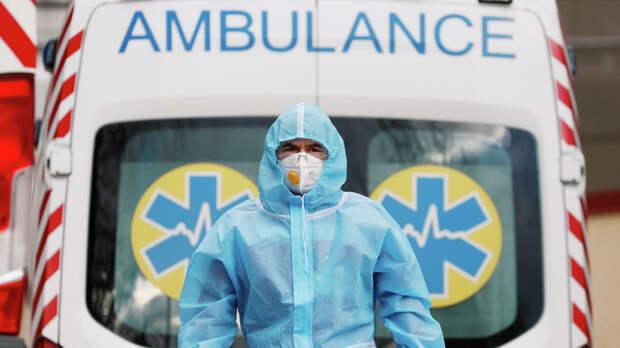 На западе Украины ужесточат карантин из-за вспышки COVID-19