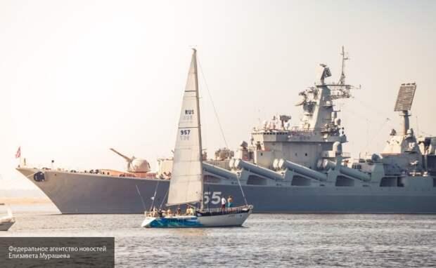 Усиление ВМФ РФ: военный эксперт рассказал о невероятном морском потенциале России