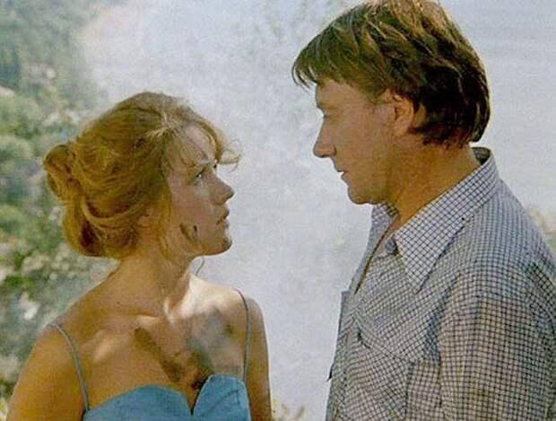 Кадр из фильма *Будьте моим мужем*, 1981   Фото: kino-teatr.ru