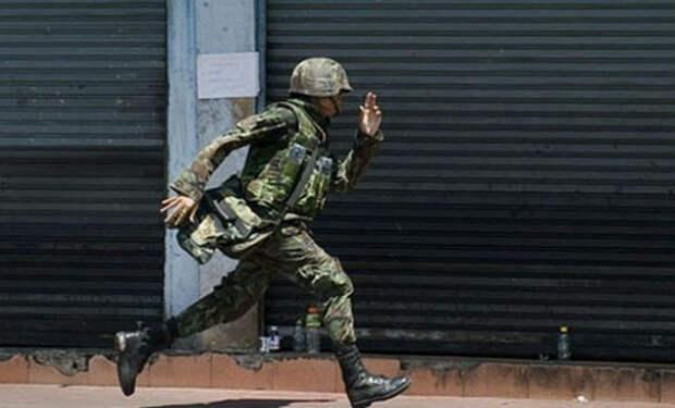 Как наказывают дезертиров в армии