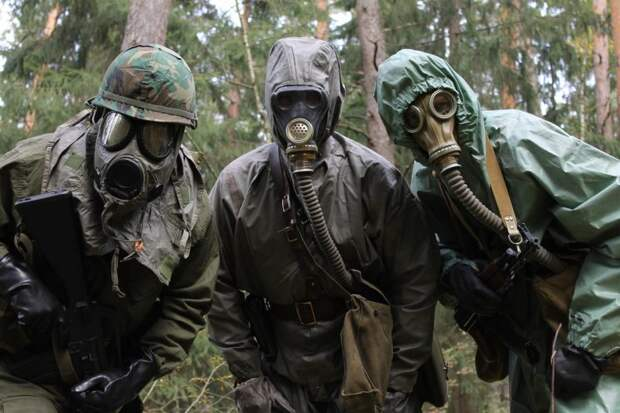День войск радиационной, химической и биологической защиты ...