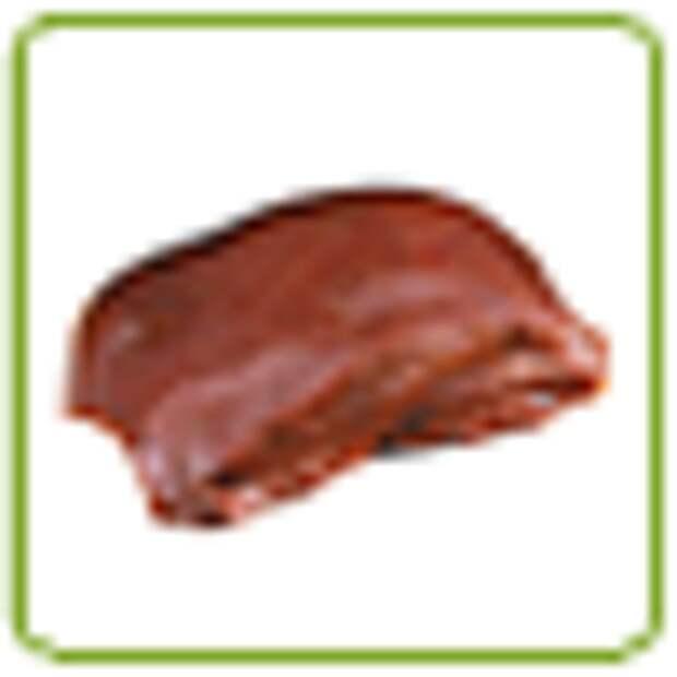 Куриный печеночный паштет с желе из смородины, рецепт с фото