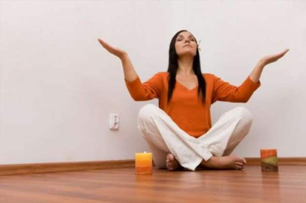 Медитация, снимающая стресс и приносящая спокойствие