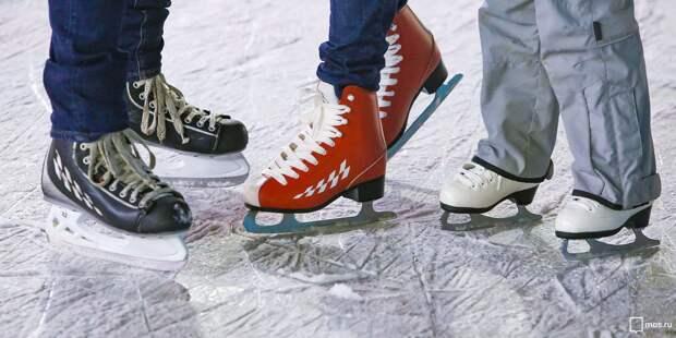Конькобежцы из Алтуфьева отличились на окружных соревнованиях