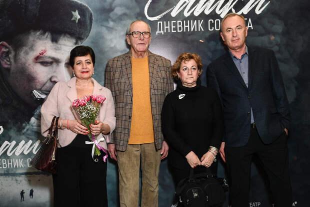 За себя и за Сашку: на ММКФ состоялась премьера дебютного фильма Кирилла Зайцева