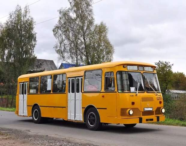 Последний автобус (часть 1)