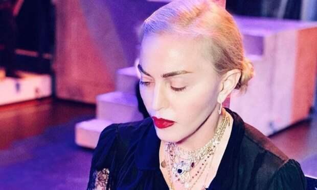 Мадонна отменила выступления из-за серьезных проблем со здоровьем
