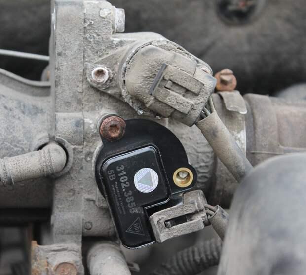 Датчики в автомобиле, неисправность которых влечёт повышение расхода топлива