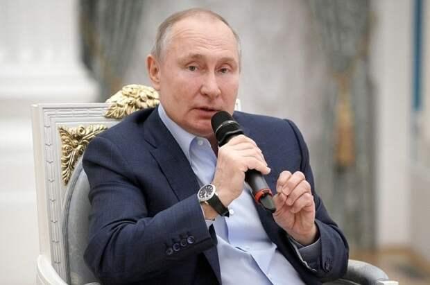 Путин поручил проработать меры поддержки доставки рыбы из ДФО