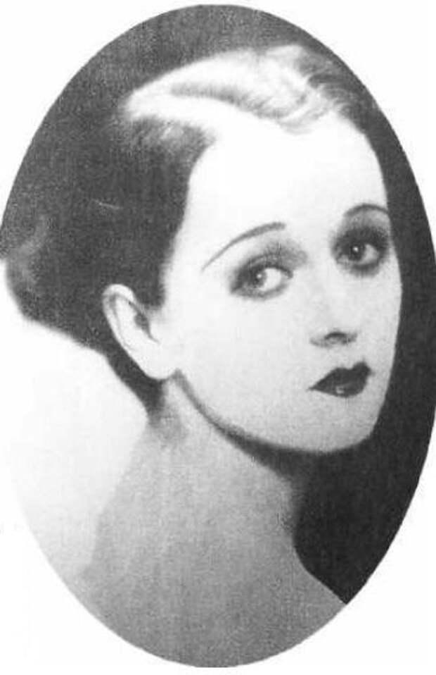 Мисс Россия 1929 Валентина Остерман. фото