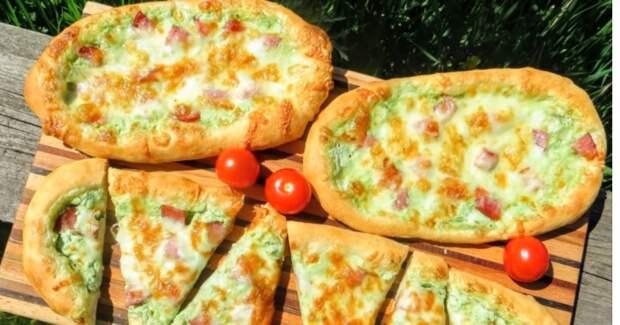 Все очень любят эту пиццу! А весь секрет в соусе