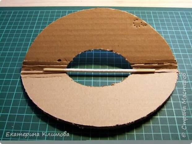 Мастер-класс Свит-дизайн Букет-веер фото 6