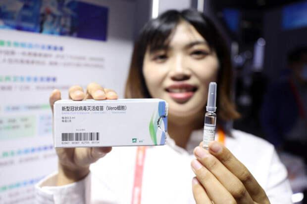Китай, вооружившись Sinopharm, побеждает в битве вакцин