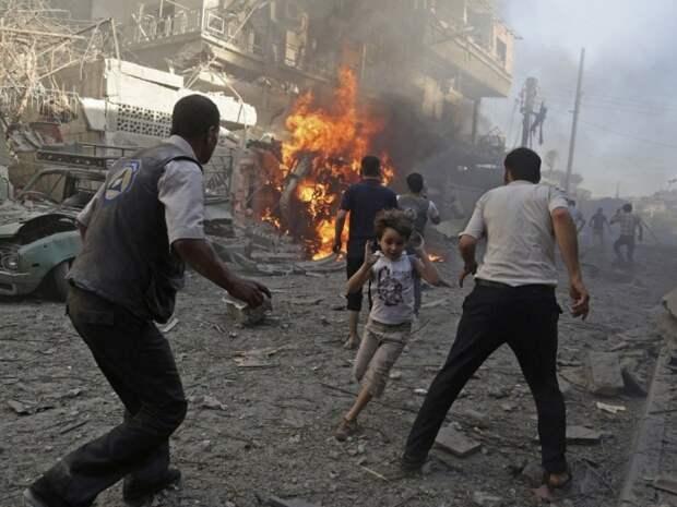 Террористы в Идлибе могут прибегнуть к провокациям с «химическим оружием»