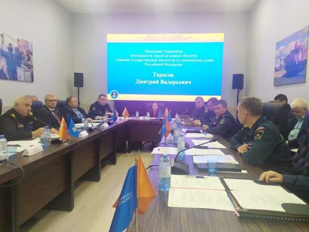 ГИМС МЧС России разрабатывает ряд законодательных инициатив в области обеспечения безопасности на водных объектах