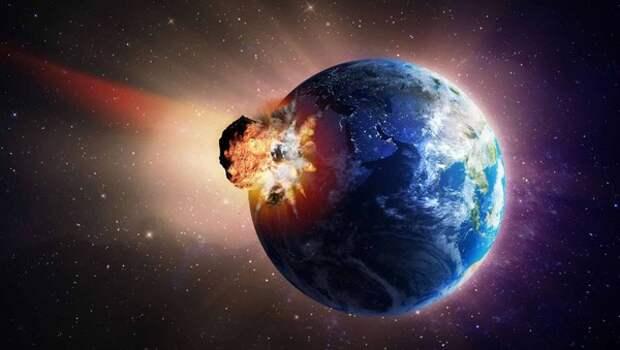 Видео: ученые показали, что было бы, если бы астероид врезался в Землю