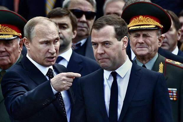 Проект «ЗЗ». «Мистер Путин никогда не отступал!»