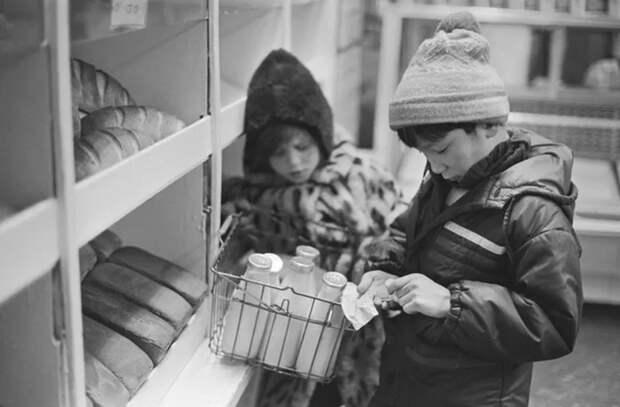 Еда, о которой якобы мечтали советские дети.
