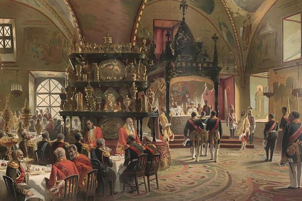 Как отмечали дни рождения русские цари и императоры