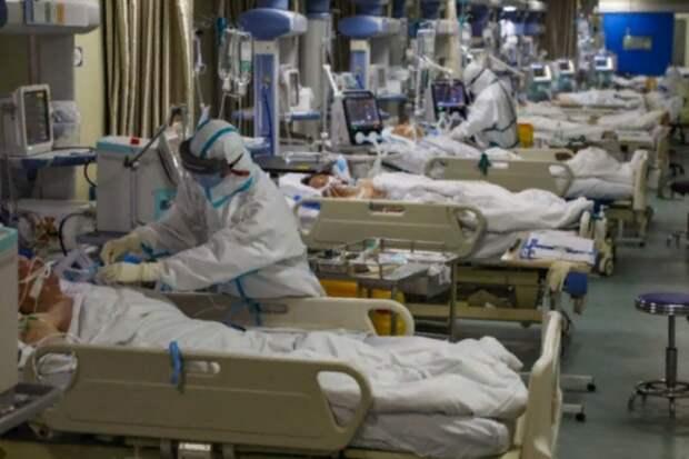 Сводка борьбы с коронавирусом в России на 5 апреля