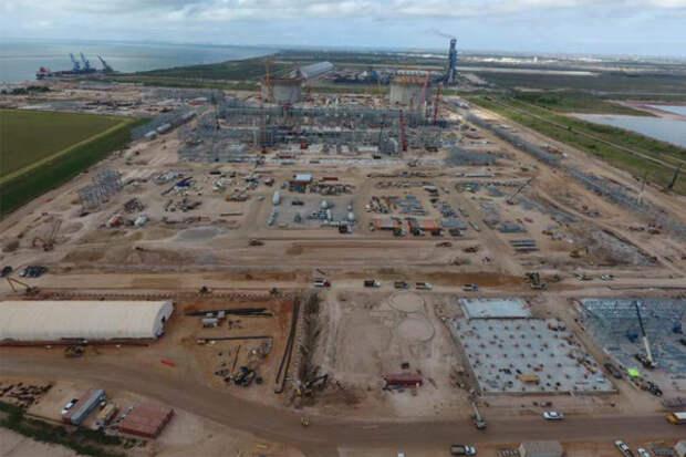 """Цены на газ в США начали """"убивать"""" новые СПГ-терминалы"""