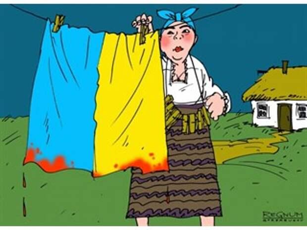 Украина переживает борьбу и единство несовместимостей