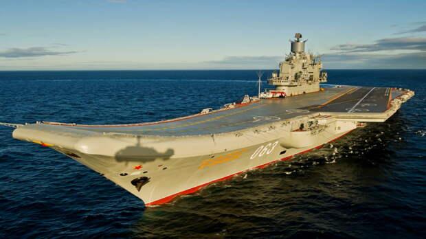 Новый российский авианосец может обойтись в 500 млрд руб.