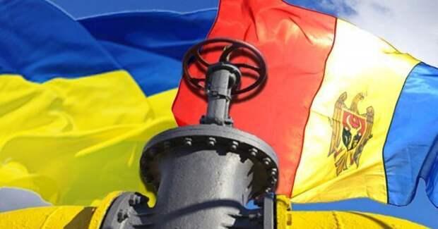 Украина собирается поставить в Молдавию несуществующий газ и обеспечить в Европе отопительный сезон