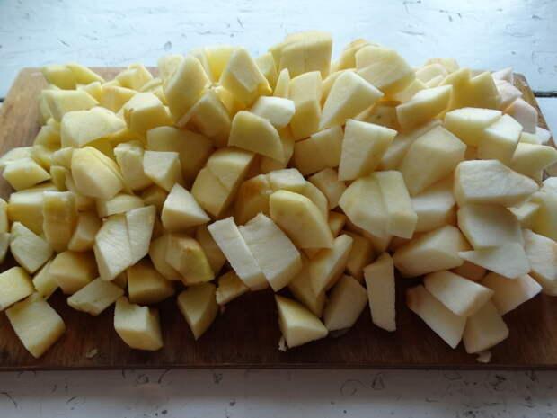 Яблочные пряники – рецепт совершенно простой (всего 3 ингредиента), зато очень вкусно и без заморочек