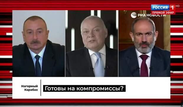 Телевизор убеждает россиян, что большая война на пороге