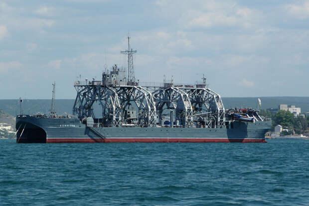 Самое старое судно ВМФ России приняли в состав флота 105 лет назад