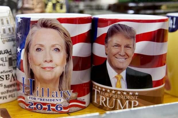 """""""Трамп, Клинтон или системная неопределенность ?"""""""