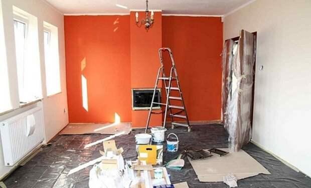 Особенности косметического ремонта квартиры